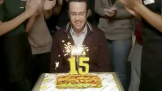 How This 2013 Subway Super Bowl Commercial Is Now Coming Back To Haunt Jared Fogle