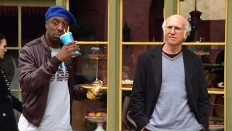 JB Smoove Tells Us About The Real Larry David, And Why Comedians Are Like Basketball Players