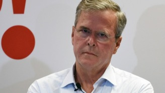 Jeb Bush Would Like You To Know That He Would Kill The Hell Out Of Baby Hitler