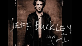 The First Unheard Material From Jeff Buckley In Years Will Be Released This Spring