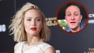 A Navy SEAL Asked Jennifer Lawrence Out After She Admitted She Can't Find A Date