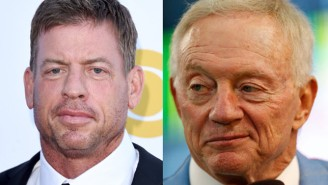 Troy Aikman Explains Why Jerry Jones Will Keep Greg Hardy