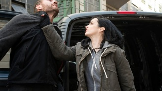 A New Look At 'Jessica Jones' Season Two Could Spell Trouble For Our Favorite Defender