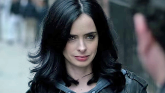 Jessica Jones in a hard-drinking, short-fused mess of a person in the latest trailer