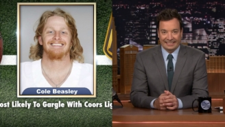 Jimmy Fallon Unleashed A Series Of Burns On The Eagles And Cowboys