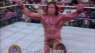 WWE Hall Of Famer Jimmy Snuka Has Passed Away At Age 73