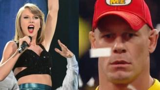 Taylor Swift Missed Her Opportunity For The Best John Cena Meme Yet