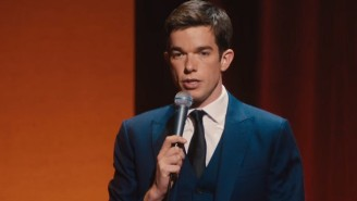 John Mulaney Was Caught Off-Guard At Church In This New Clip From His Netflix Special 'The Comeback Kid'