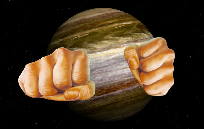 jupiter fists