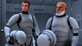 Rex and Kanan make unlikely Stormtroopers in 'Star Wars Rebels' clip