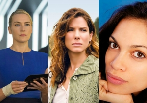 Hollywood's leading ladies on gender and race pay gap