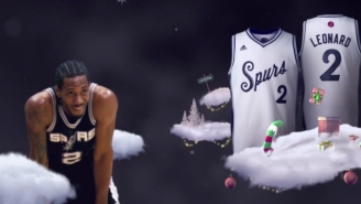 NBA Stars Make Their Christmas Wishes In A New Ad For Christmas Day Uniforms
