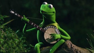 Kermit Singing 'The Rainbow Connection' On 'The Muppets' Will Melt Your Cynical Heart