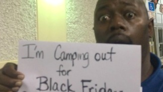 This Orlando Man's Reason For Camping Out For Black Friday Will Warm Your Heart