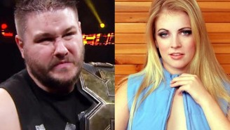 Kevin Owens Vs. Melissa Joan Hart Is The Twitter Feud You Didn't Know You Wanted