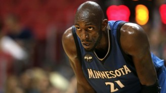 Kevin Garnett Opens Up To ESPN About His Controversial Leadership Tactics And Being 'The O.G.'