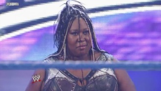 Awesome Kong Was Sent Home From A TNA Tour For Allegedly Assaulting Reby Sky
