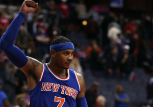 Carmelo Anthony Is Cool With The Knicks Hiring A Coach They Probably Aren't Going To Hire