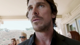 Christian Bale Enters An Existential Visual Feast In The Newest 'Knight Of Cups' Trailer