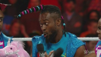Xavier Woods Thinks Kofi Kingston Deserves To Be WWE World Champion 'More Than Anybody'