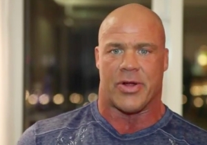 Kurt Angle Just Announced His Retirement For Real This Time, Maybe