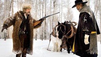 Quentin Tarantino promises one helluva roadshow for 'The Hateful Eight'