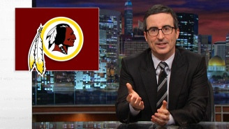 John Oliver Had Fun Recapping Dan Snyder's Bizarre And NSFW Legal Filing