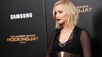 Jennifer Lawrence Reveals How She Coped With Her First Sex Scene With Chris Pratt