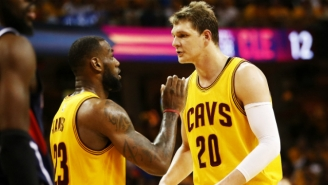Is Timofey Mozgov The New Mario Chalmers?