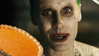 Jared Leto Attempts To Make Nice With His Angry Neighbors Through The Power Of Pie