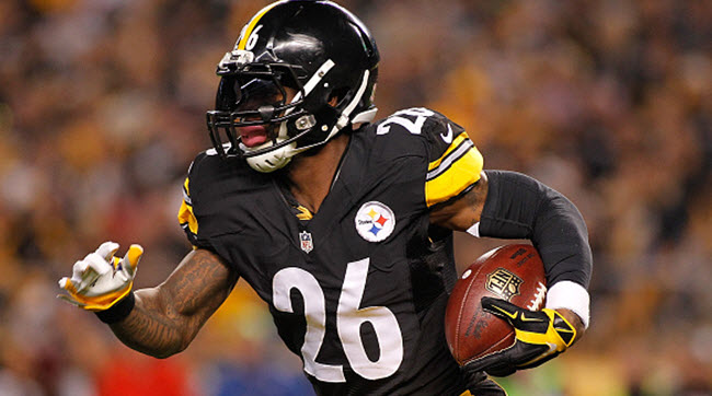 Le'Veon Bell feature
