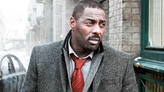 Idris Elba Is Returning As 'Luther' Just In Time For A Bloody Christmas Present