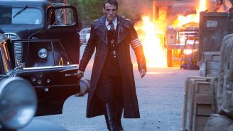 Review: Amazon's 'The Man in the High Castle' builds a world where Nazis won WWII