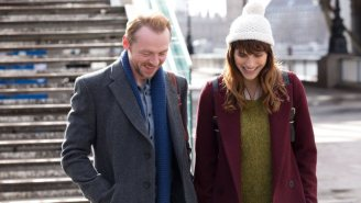 'Man Up' Comes Appealingly Close To Breaking New Ground For Rom-Coms