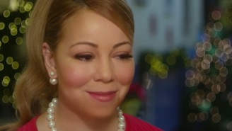 Mariah Carey's Hallmark Christmas movie looks unforgivable