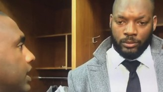 Martellus Bennett Trashes The St. Louis Rams In An Amusing Postgame Interview
