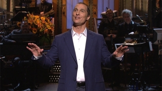 Matthew McConaughey Kicks Off 'SNL' With His Story Behind 'Alright, Alright, Alright'