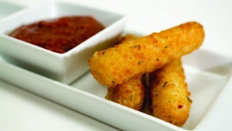 McDonald's Will Soon Be Offering Dollar Menu Mozzarella Sticks Nationwide