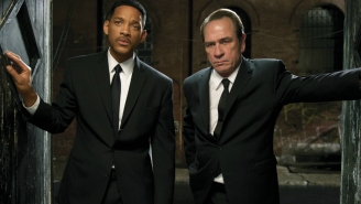 Why 'Men in Black 4' should be called 'Men and Women in Black 4'