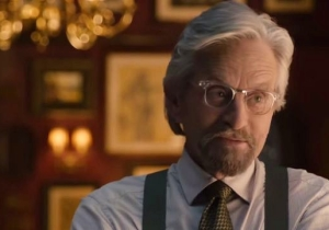 Marvel Is Courting Michael Douglas For A Return In The 'Ant-Man' Sequel