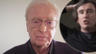 How Does Michael Caine Fare When Tackling His Very Own Michael Caine Impression?