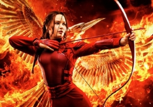 The Israeli Poster For 'Mockingjay' Edited Out Jennifer Lawrence For Religious Reasons