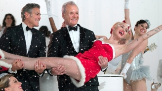 'A Very Murray Christmas' Is A Melancholy, Postmodern Holiday Delight