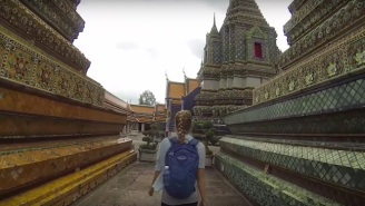 Watching This Awesome Backpacking Couple Will Give You A Serious Case of Wanderlust