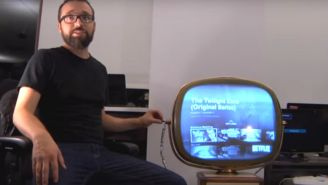 Netflix Re-Engineered A '50s TV To Stream Video