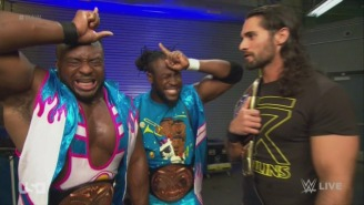 Big E Thanked The Fans For Making The New Day Number One In WWE Merch Sales