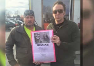 Nicolas Cage Is Helping A Family Find A Missing Teen While Filming In Ohio