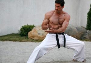 Martial Artist Scott Adkins Spin Kicks Himself Into 'Doctor Strange'