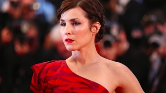 'Girl With The Dragon Tattoo' Star Noomi Rapace Will Play Amy Winehouse In A New Biopic