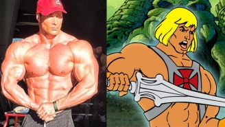 Bodybuilder Mike O'Hearn's Suggesting That He Might Be The Live-Action 'He-Man'